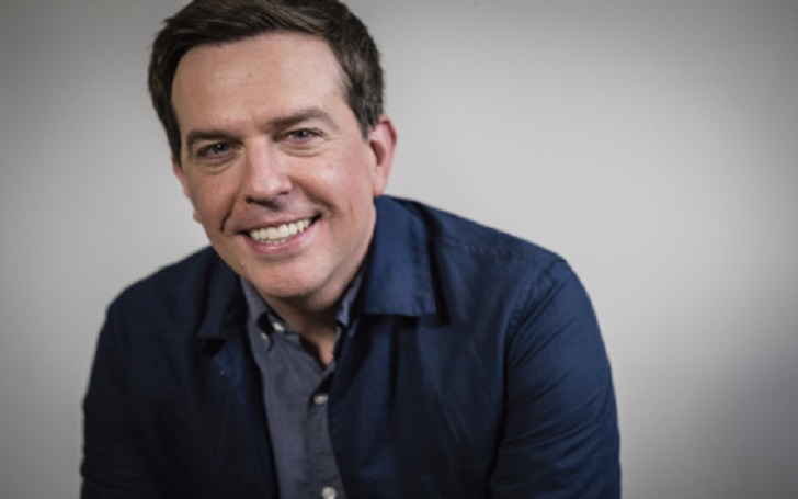 Ed Helms Married