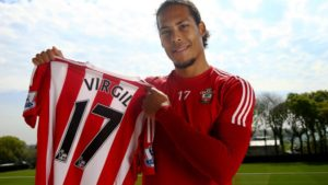 Virgil Van Dijk Birthday Is On The 8th Of July With The Upcoming Birthday Celebration In July 2018 Virgil Van Dijk Age Will Be 27
