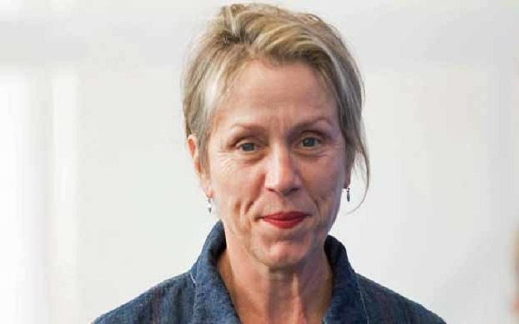 Frances McDormand married