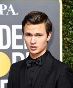 Ansel Elgort is an American actor nominated for 2017's Golden Globe Award for Best Actor