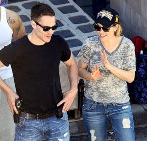 Taylor Kitsch and former girlfriend Rachel McAdams