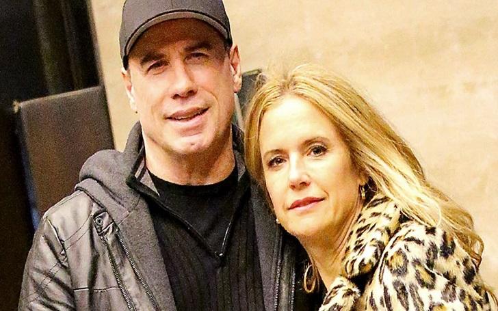 John Travolta married, wife, children, wiki, bio, age, height, net worth
