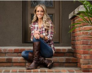 American television host, Nicole Curtis