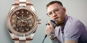 Conor McGregor's rolex