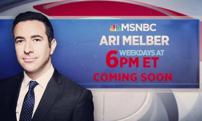 Ari Melber dating life
