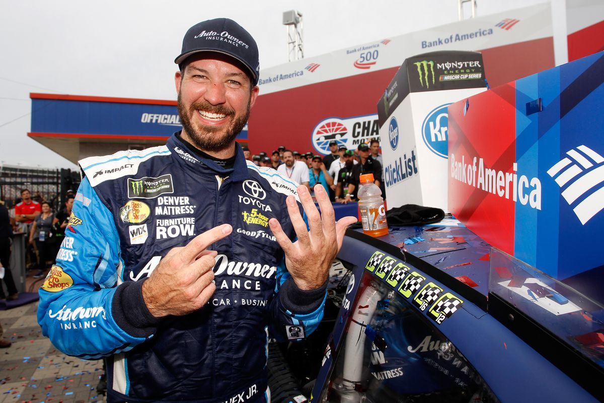 Know Martin Truex Jr. Wiki-Bio, Age, Married, Net Worth, Girlfriend,