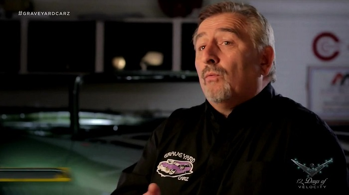 Explore Graveyard Carz Mark Worman's Married Life; His Wife And Daughter Along With His Career, Net Worth, And Wiki-Bio