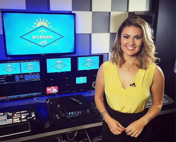 Insight into American Sports Reporter, Amanda Balionis' Married Life, Dating Affair, Bio, Career, Net worth, and Wiki