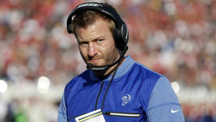 Sean McVay dating, girlfriend, married, net worth, career, bio