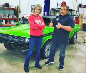 Mark worman graveyard carz wife sexual dysfunction