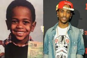 Big Sean childhood photo