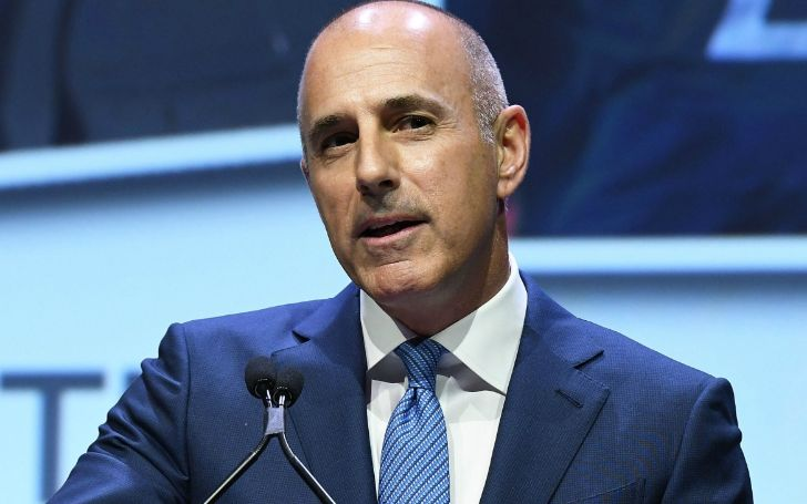 Matt Lauer Bio, Net Worth, Married, Divorce, Controversies, Kids, Host
