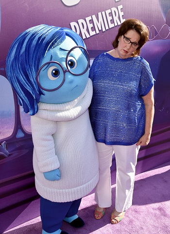 Phyllis Smith career, net worth, movies, age, height, married, husband, children