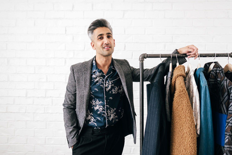 Tan France fashion designer