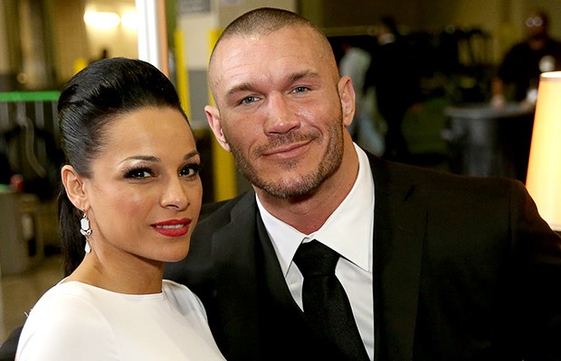 Who is randy orton dating 2012