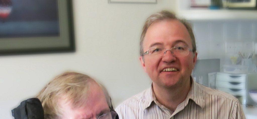 Robert Hawking father,