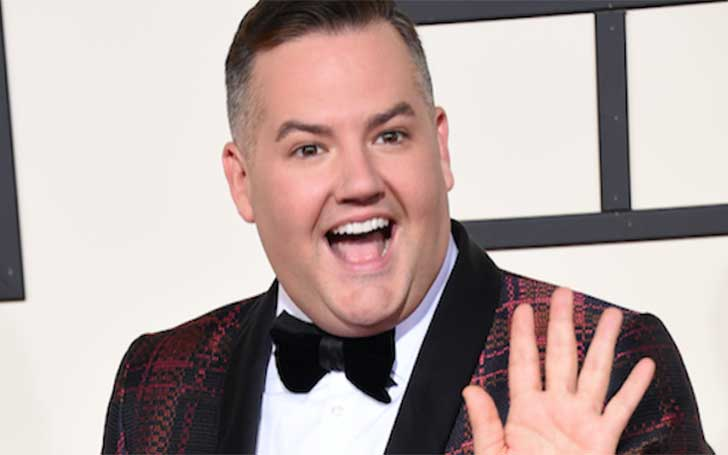 Openly gay Ross Mathews was dating his partner, Salvador Camarena; Ross Mathews net worth is around $2 million. Know Ross Mathews wiki-bio, height, ethnicity, age, net worth, boyfriend, and pet dogs.
