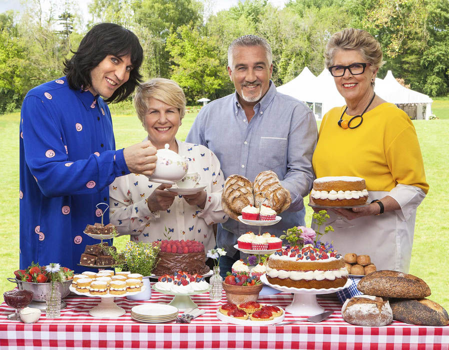 Paul Hollywood career, tv shows, The Great American Baking Show
