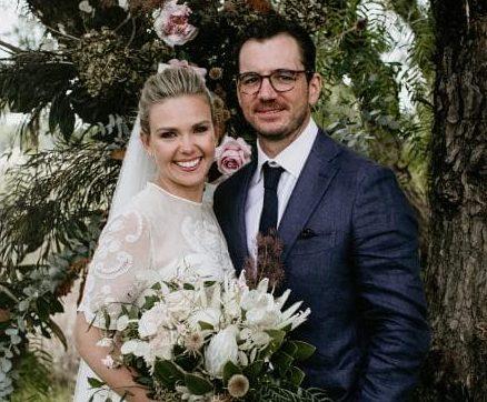 Edwina Bartholomew wedding, married, husband, dating, boyfriend