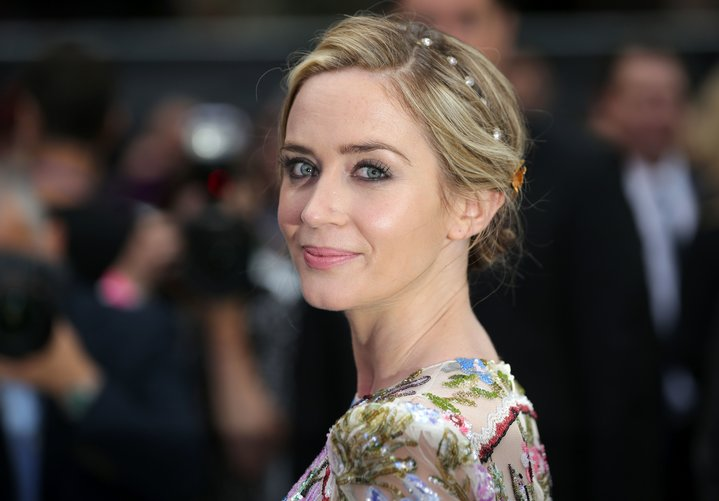 Emily Blunt is in a married relationship with her husband John Krasinski