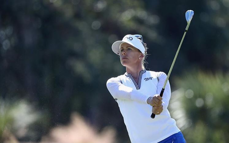Golfer Pernilla Lindberg PGA, wiki, engaged, fiancee, married, net worth, career