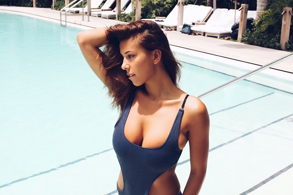 Bikini Girl Devin Brugman dating, boyfriend, married, wiki, bio, career. net worth