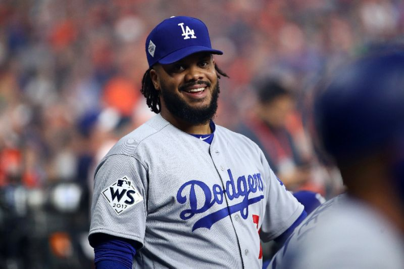 Kenley Jansen, wiki, bio, age, weight, height, net worth, wife, married, children, past affair