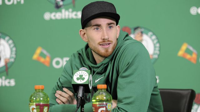 American Basketball Player Gordon Hayward's Married Life, Wife, Daughters, Career, Net worth, And Wiki-Bio
