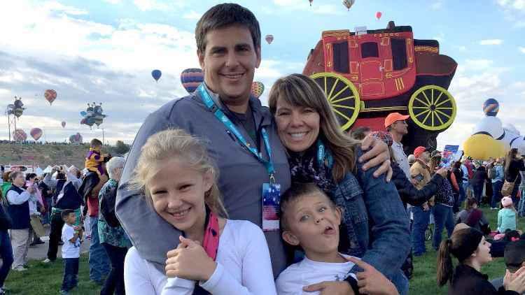 Jennifer Riordan married, husband, children, family, death