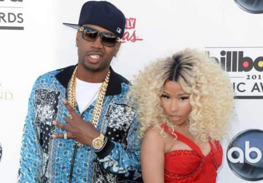 Nicki safaree dating who candice