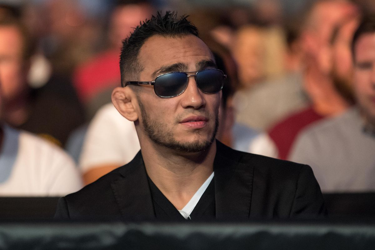 Tony Ferguson married