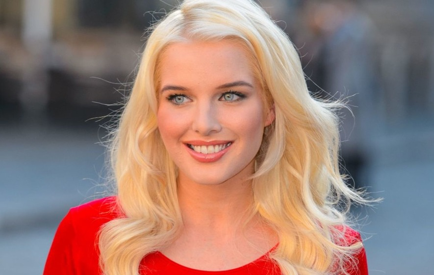 Helen Flanagan single