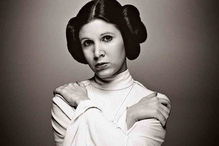 Carrie Fisher married, husband, dead, children, bio