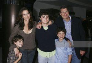 Jami Getz family