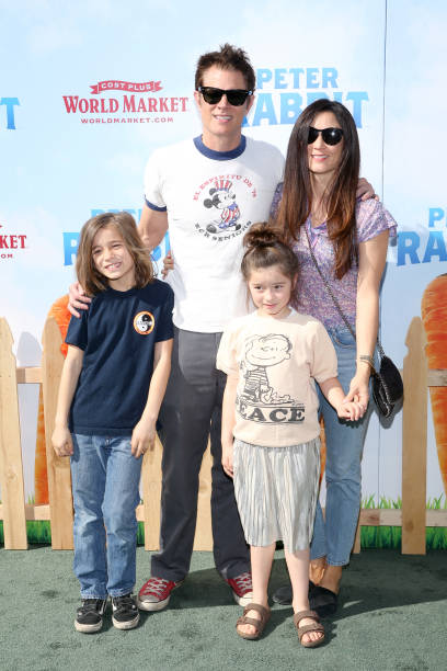 Johnny Knoxville family