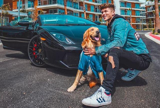 Nate Garner dating, girlfriend, net worth, sister, dog, parents, bio