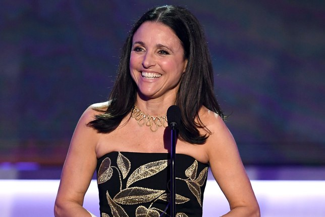 Julia Louis-Dreyfus single