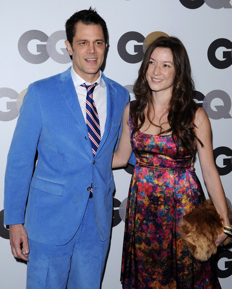 Johnny Knoxville wife