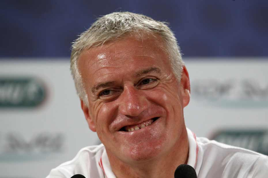 Didier Deschamps single