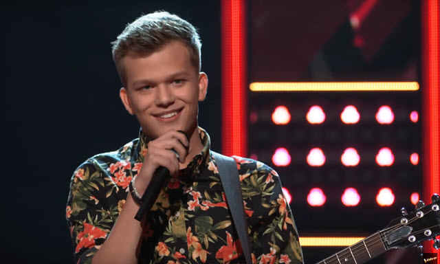 Britton Buchanan the voice, age, instagram, team, parents, ethnicity, youtube, wiki