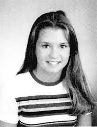 Danica Patrick's childhood photo
