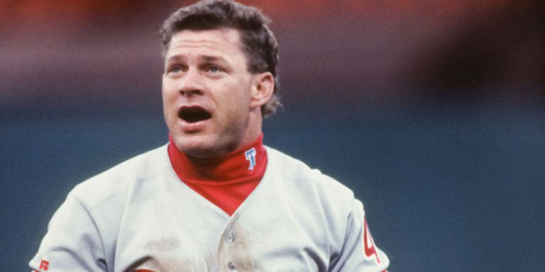 Lenny Dykstra single