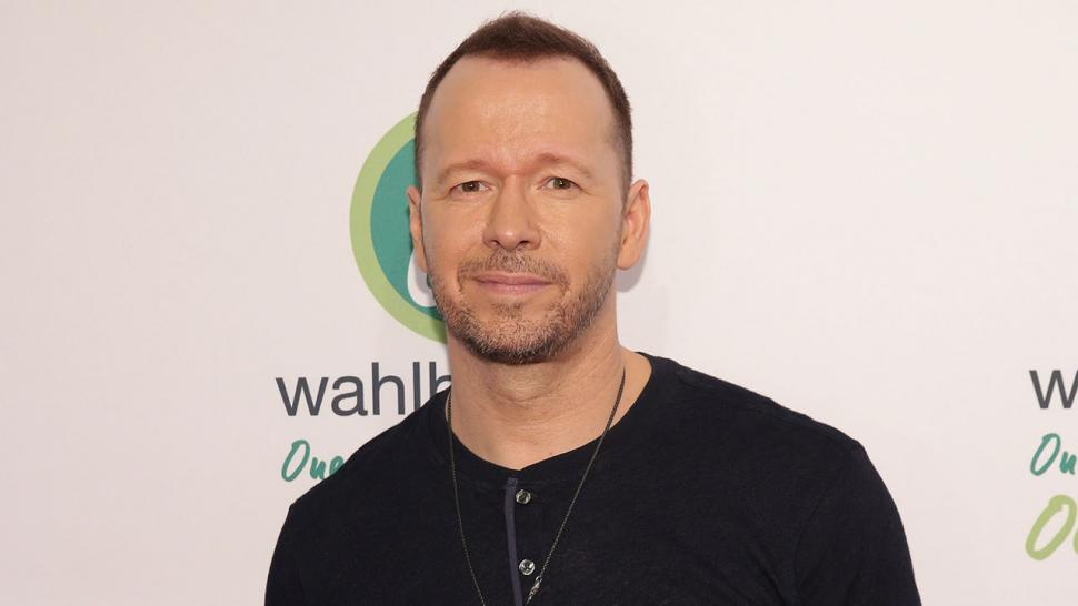 Donnie Wahlberg married