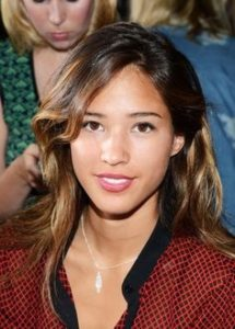 American actress, Kelsey Chow