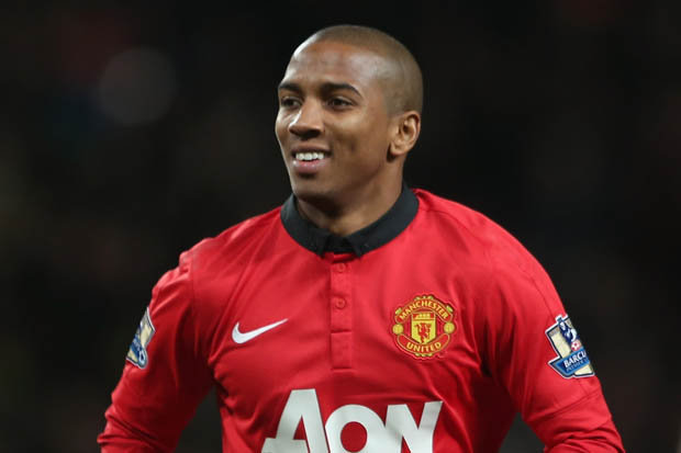 Ashley Young single