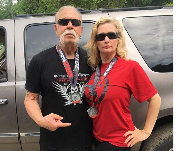 Joannie Kay is the mother of two daughters and she is currently dating Paul Teutul Sr.