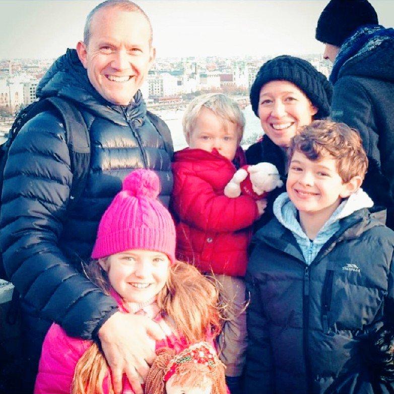 Noah Jupe family