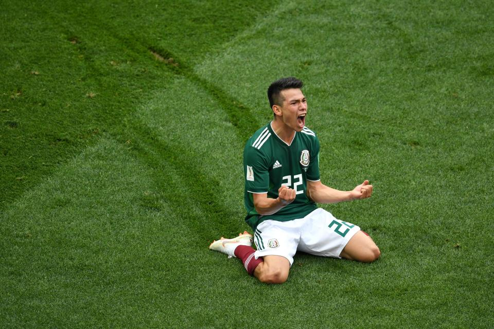 Hirving Lozano marriage, wife, children, parents, net worth, ethnicity, FIFA 2018, career, nickname, age, and wiki!