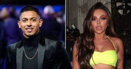 Sean Sagar is dating his girlfriend, Jesy Nelson