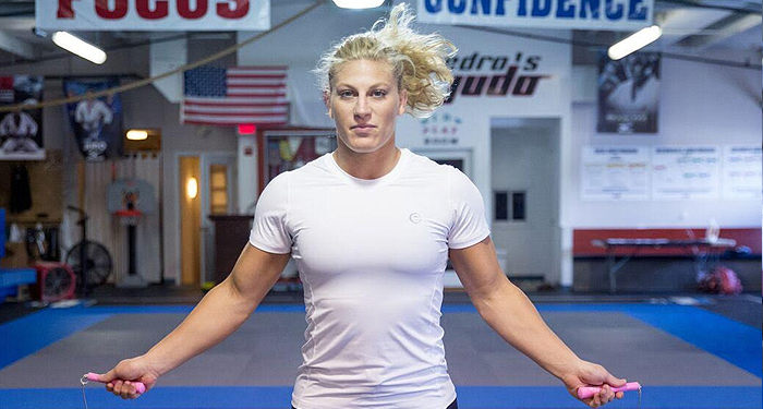 Kayla Harrison bio, wiki, dating, boyfriend, net worth